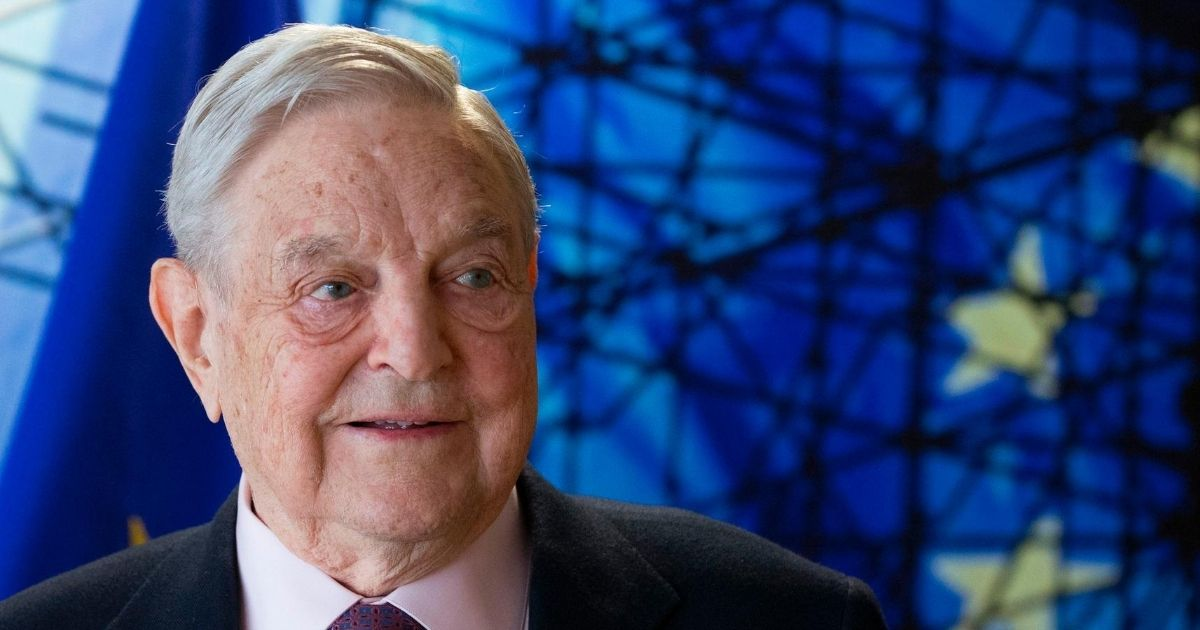 George Soros Has Already Spent Over Twice as Much on 2020 Election Than He Did in 2016
