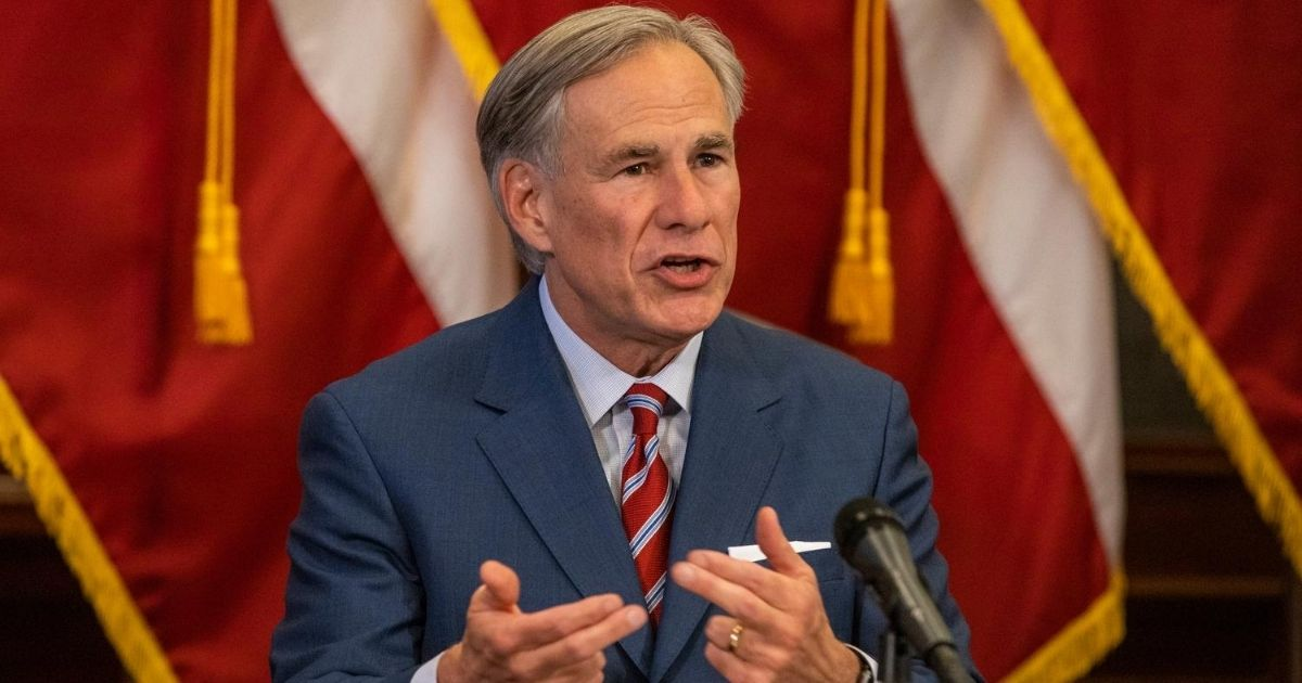 Texas Governor Unveils Plan To Punish Cities That Defund Police