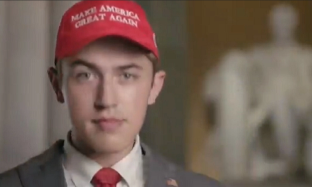Nick Sandmann Has Perfect Response When Ex-Kamala Harris Staffer Attacks Him