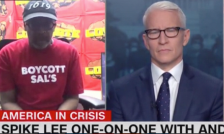 'Are We Coming To A Civil War?' Spike Lee Asks On CNN