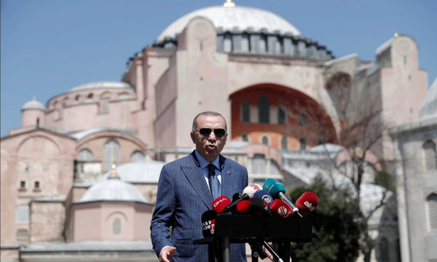 Return of the Empire: Why Erdogan Wants to Resurrect the Ottoman State