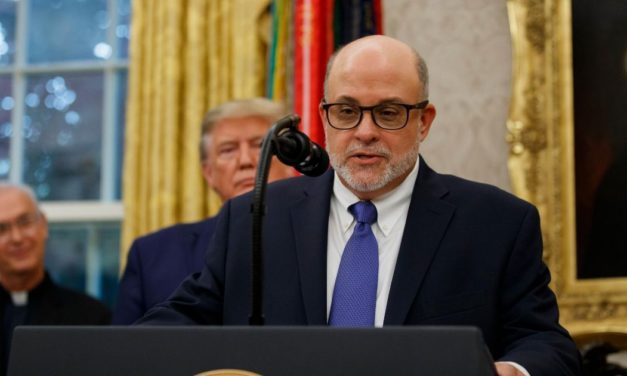 Mark Levin Sounds the Alarm Over 'Totalitarian Purification Process' After Disturbing Arrest of Conservatives