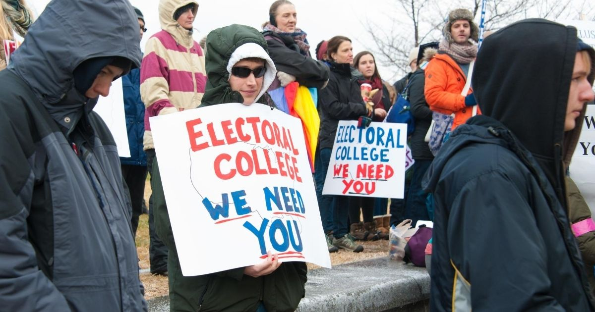 Op-Ed: The Electoral College Stops Fascist Leaders from Taking Power – Is That Why Democrats Hate It?