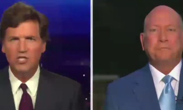 'So It Begins': Tucker Carlson Blasts Dem Strategist Who Corrected Him on Kamala Harris' Name