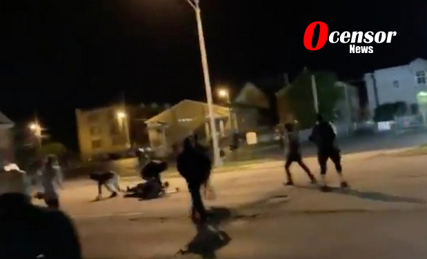 Black Lives Matter Protestors Learn If You Rush Gunmen Protecting Property – You Will Get Shot