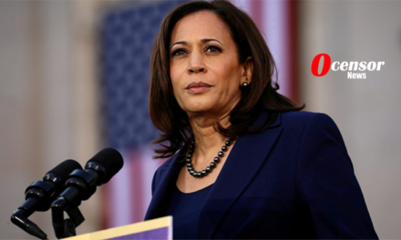 Harris Changes Platform, Stances And Race Like A Chameleon