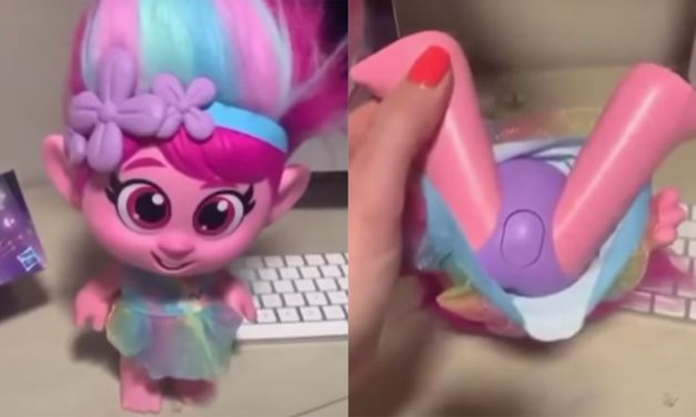 Hasbro Pulls Troll Doll Because of a Button in the Doll's Private Area