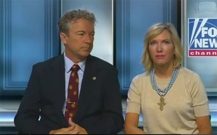 Kelley Paul Describes Her And Rand Paul's Encounter With Protesters: 'The Most Terrifying Moment Of My Entire Life'
