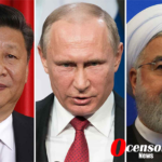 China, Russia, Iran, Our Enemies Behind Rioting, Looting, COVID-19, pushing Election Conflict.
