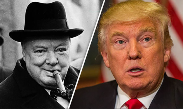 Churchill 'Recovered Western Civilization And That's What [Trump] Is Doing,' Says British Journalist Raheem Kassam