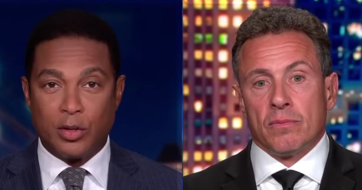 CNN's Don Lemon: 'We're Going To Have To Blow Up the Entire System' and Abolish the Electoral College