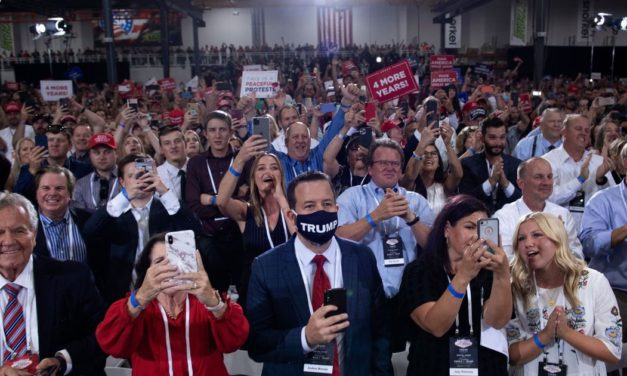 ABC Reporter Compares Showing Up at a Trump Rally To 'Taking Your Family with You to Fallujah'