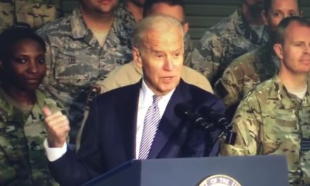 Devastating Video Shows Biden Calling Soldiers 'Stupid Bastards'