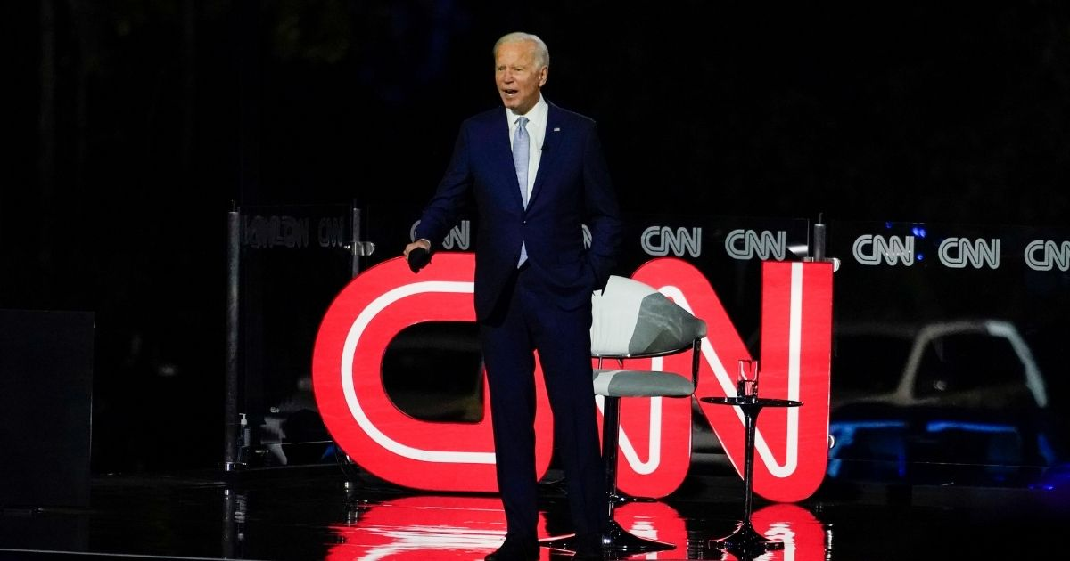 Joe Biden Claims Not a Single Person Would Have Died of COVID Had Trump 'Done His Job'