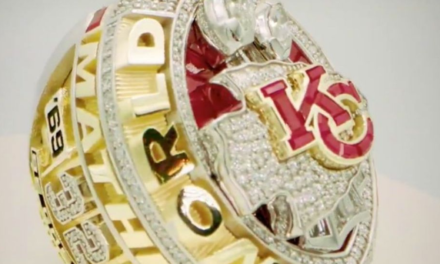 The Kansas City Chiefs Unveil Incredible Super Bowl Rings