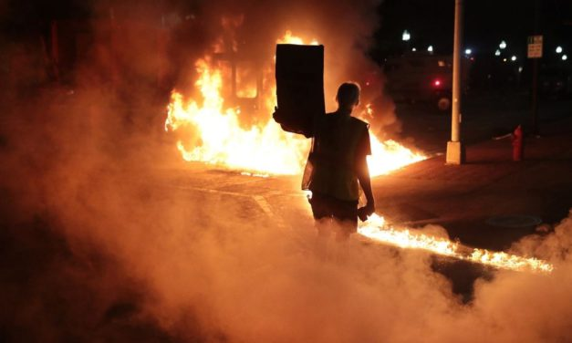 Rampant Rioting Comes Back To Haunt BLM as Poll Reveals Tumbling Support