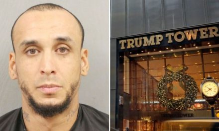 Two Men Arrested for Allegedly Plotting Terrorist Attack on Trump Tower