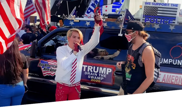 Trump Fans Turned a Village People Classic Into a MAGA ANTHEM. It's Awesome!