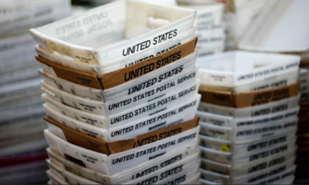 Entire Trays Full of Mail, Including Ballots, Found in Wisconsin Ditch
