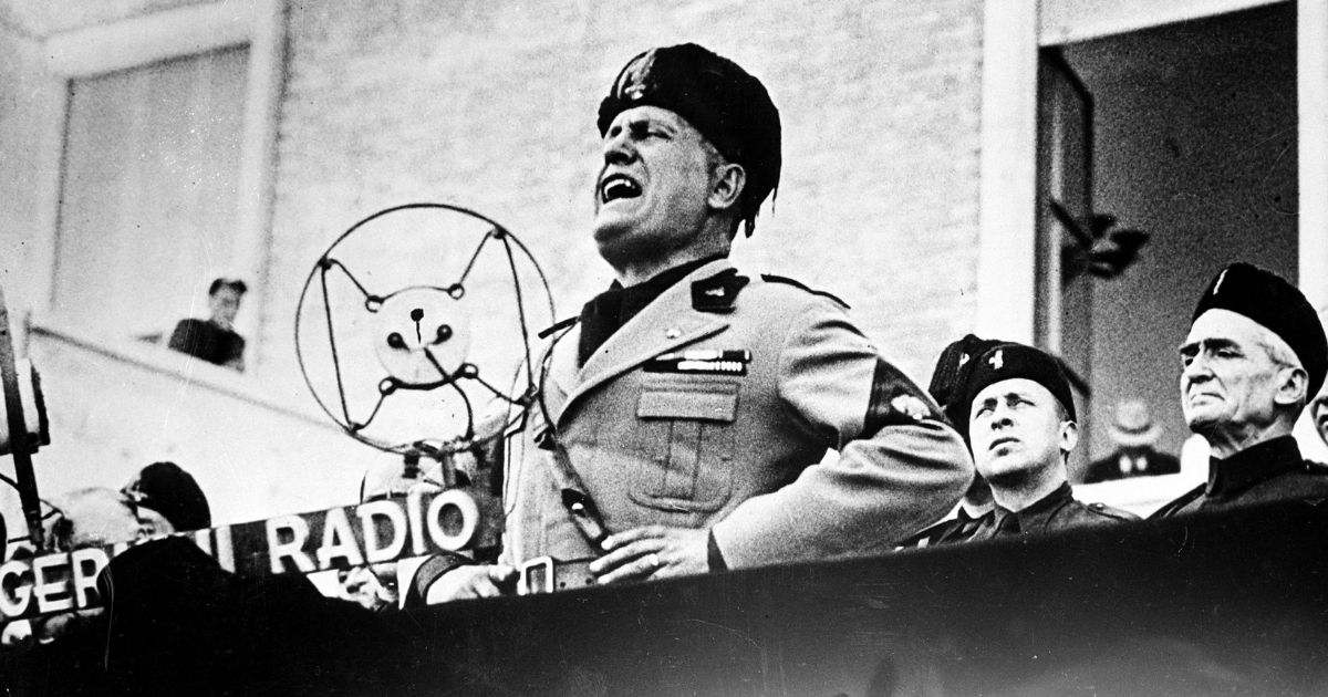 NPR Crosses the Line: Compares President Trump to Mussolini, Lets Guest Link Him to KKK