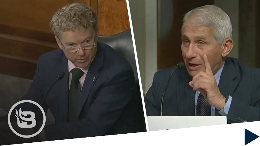 Rand Paul SCOLDS Fauci for Lockdown Effects. It Gets Heated!