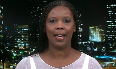 Star Parker: Protesters Have Adopted KKK Tactics, Setting Up 'Landslide' Win for Trump