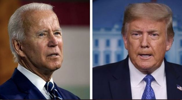 Trump Overtakes Biden in Latest Rasmussen Poll