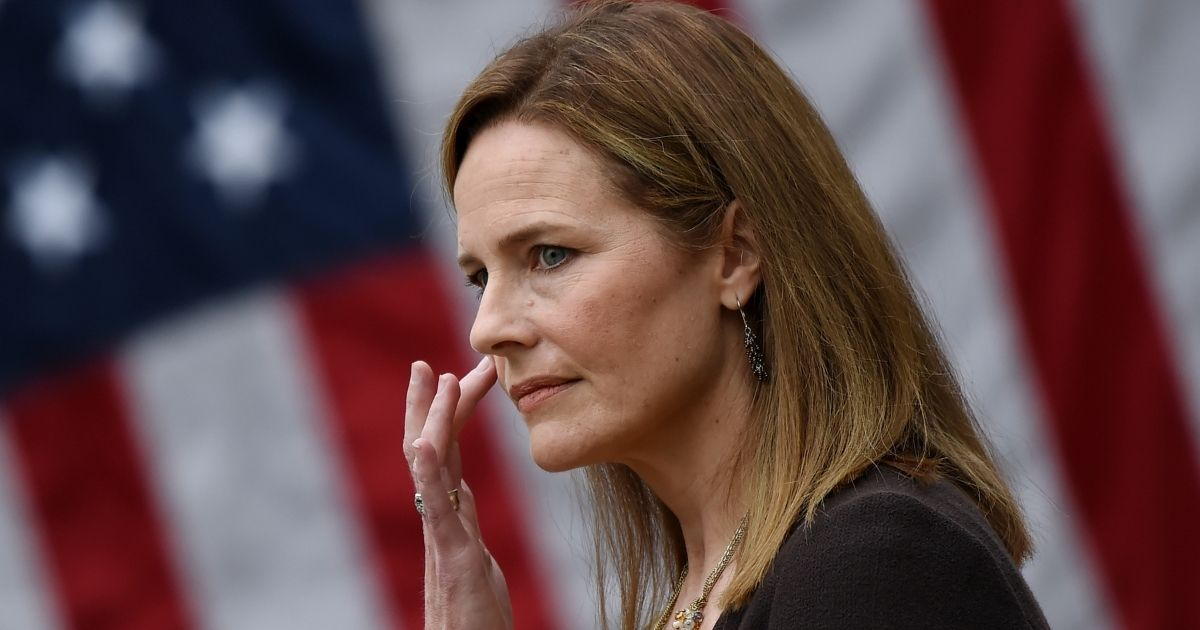 Dems Imply Amy Coney Barrett's Adoptions Were Either Illegal or Racist in Latest Smear Job
