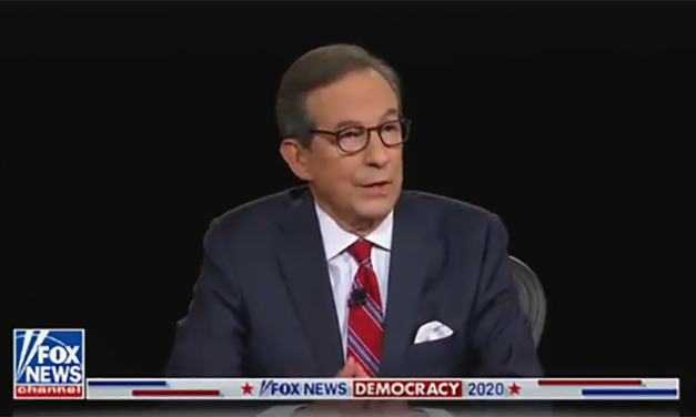 Trump Nails Chris Wallace in First 10 Minutes: 'I Guess I'm Debating You, Not' Biden