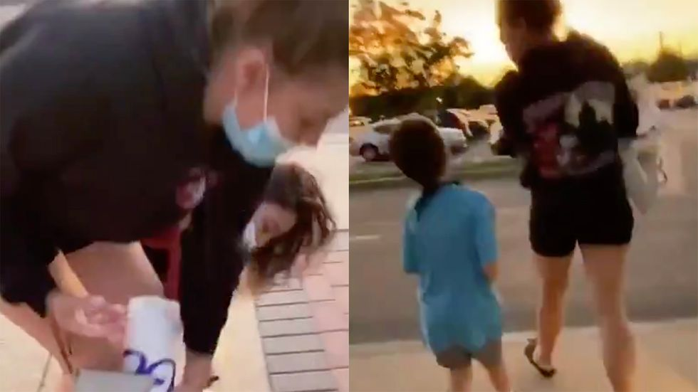 Those Biden Supporters Who Assaulted a 7-Year-Old Trump Fan? They're Being Charged with a Hate Crime …