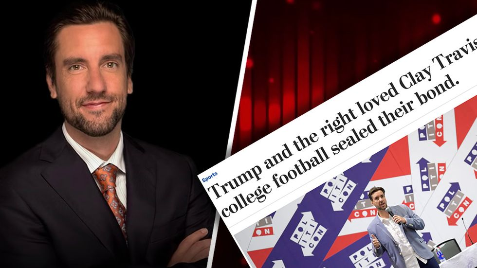 "Outkick's Clay Travis Exposed Just How ""Fake News"" the Washington Post Is"