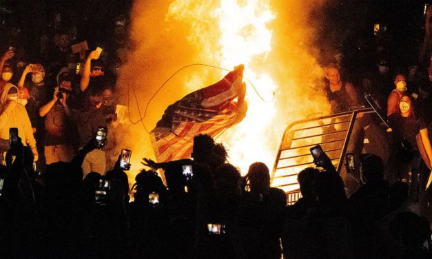 They Calculated the Cost of the Black Lives Matter Riots. It's in the BILLIONS …