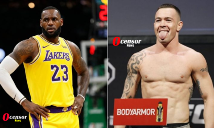 "LeBron James Upset After Being Called a ""Woke Coward"" from Colby Covington for His Hypocrisy"