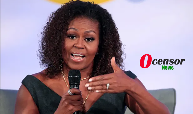 Michelle Obama: 'We could've never gotten away with' what Trump does, She's right, They got by With more.
