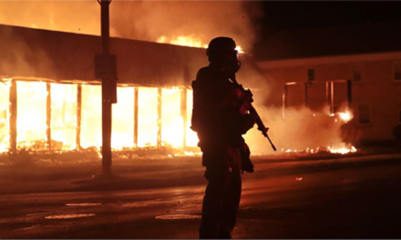 Police Union Bosses Blame Local Prosecutors For 'Night After Night Of Rioting'