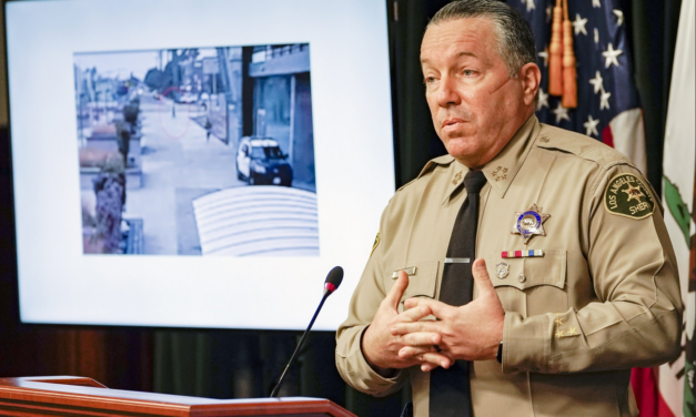 BREAKING: Suspect Arrested, Charged In Ambush Attack On LA Sheriff's Deputies