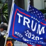 Man, Girlfriend Left Bleeding After Vicious Beating Over 'Trump 2020' Flag