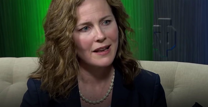 The Left's Most Deranged Conspiracy Theories About Amy Coney Barrett