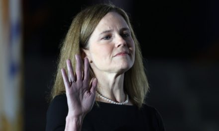 Hollywood Stars Melt Down as Amy Coney Barrett Confirmation Becomes Official