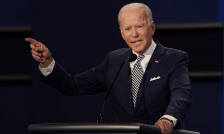 Biden Says Arabic Word Frequently Used by Muslims During Debate