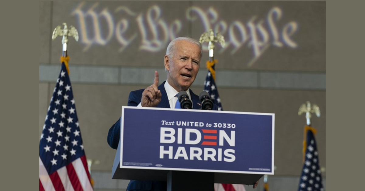 Biden: Muslims Will Serve 'At Every Level' of His Administration