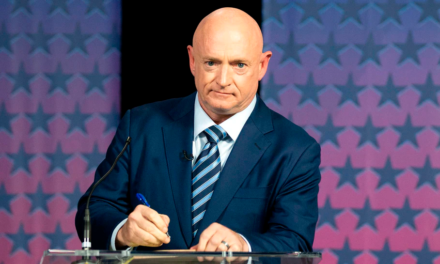 Campaign Spokesman For Democrat Mark Kelly Called Cops 'Worthless F***ing Pigs'; Campaign Responds