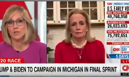 Democratic Congresswoman Has Dire Warning for Biden Campaign After Talking to Voters