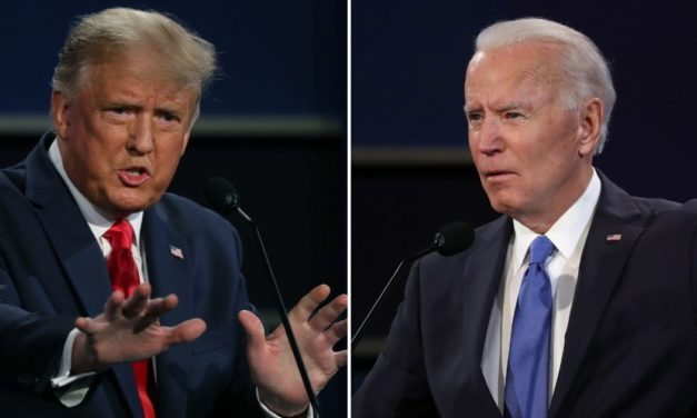 Trump Nails Biden: You and Your Family Are Like a Bunch of Vacuum Cleaners Sucking Up Money