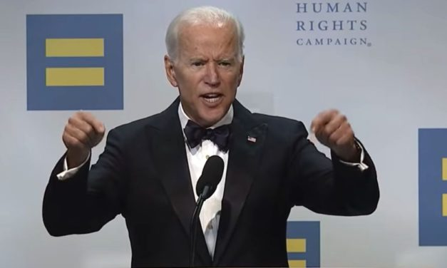 Remember What Biden Said in 2018 About Christians Who Oppose Gay Marriage?