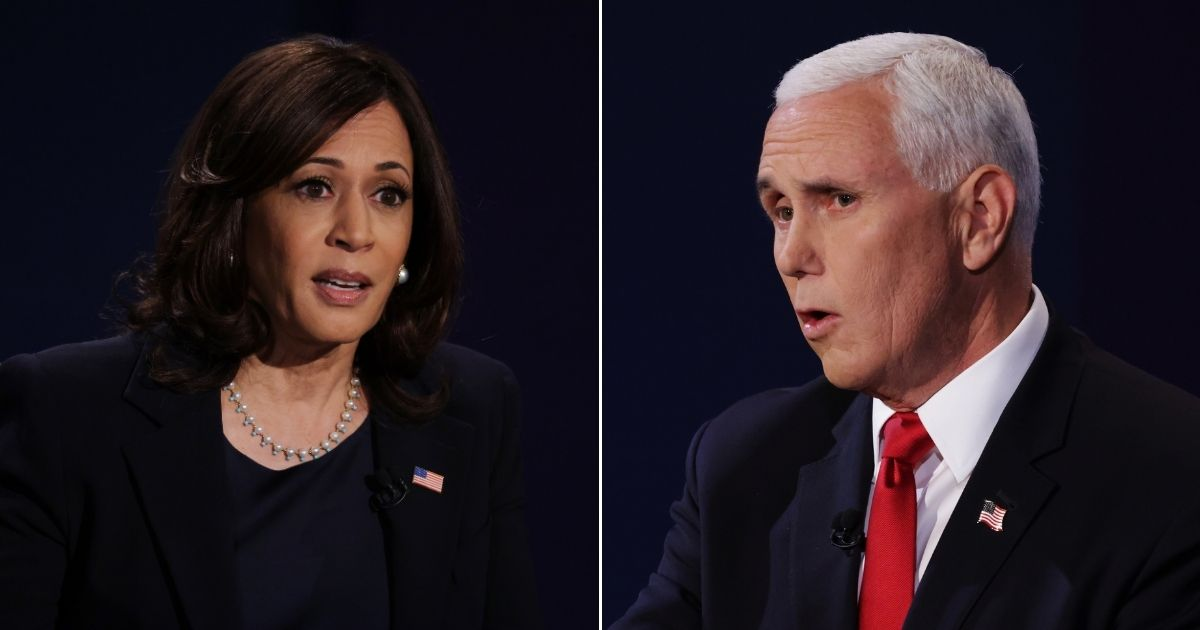 Moderator Susan Page Asks 0 Questions About Kamala Harris Raising Money For Bail Fund That Helped Release Domestic Abusers
