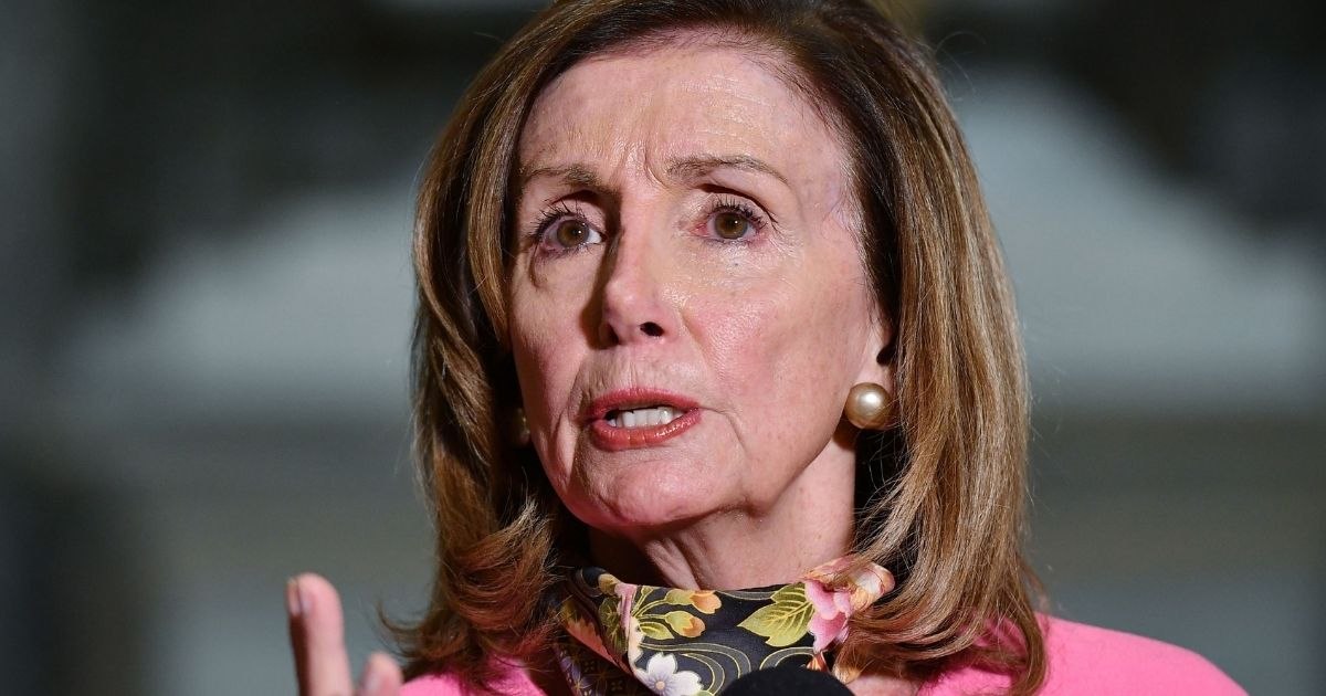 GOP Rep Introduces Resolution To Push for the End of Pelosi's Career