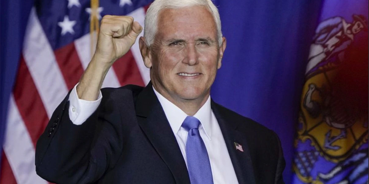 Pence: 'Outrageous' Biden Claims Americans Do Not 'Deserve' to Know Court Packing Answer