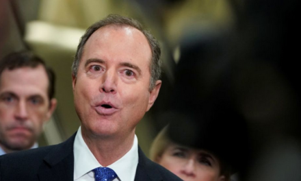 Adam Schiff Accuses Trump Of Helping Kremlin 'Propaganda Coup' By Touting Hunter Biden Emails