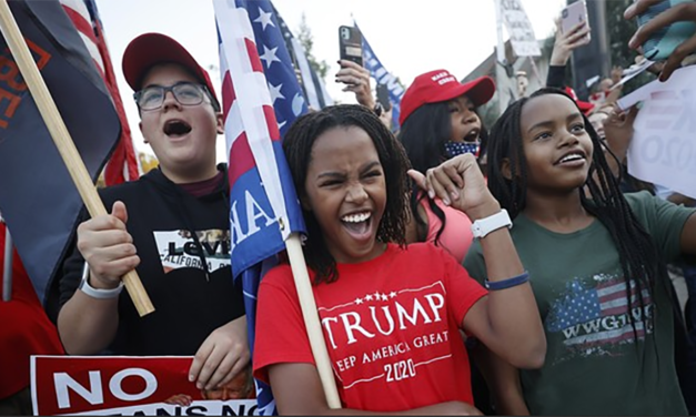 Poll: The Shy Trump Vote Is Bigger This Year…And Who Falls Into This Category Should Terrify Democrats